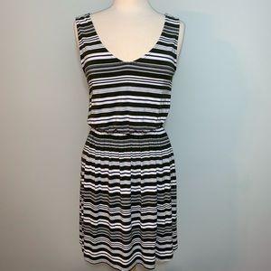 Soft v neck Target dress